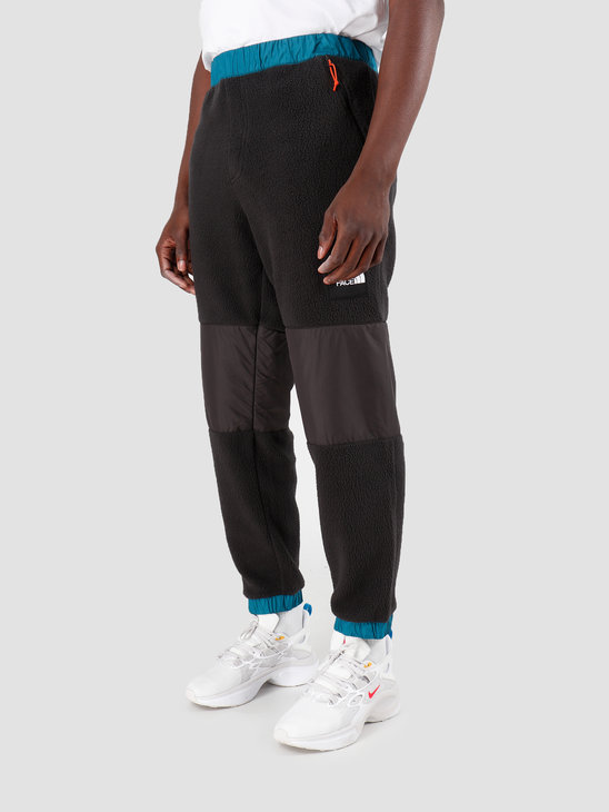 The North Face Denali Fleece Pant Blue Coral Black T93L2JES3