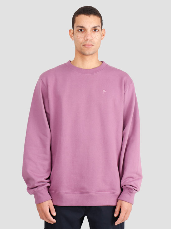 Wemoto Delta Sweater Grape 141.420-565