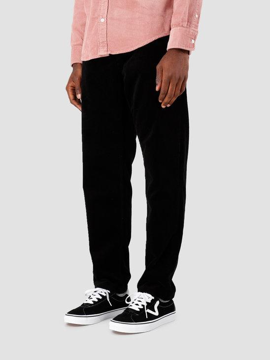 Carhartt WIP Newel Pant Black Rinsed I027232-8902