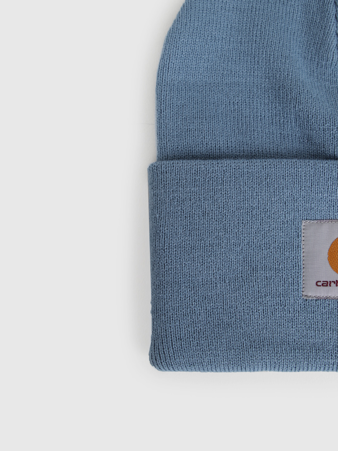 Carhartt WIP Carhartt WIP Acrylic Watch Hat Cold Blue I020222