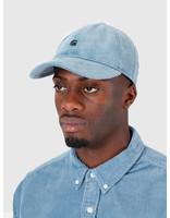 Carhartt WIP Carhartt WIP Harlem Cap Cold Blue Dark Navy I026890