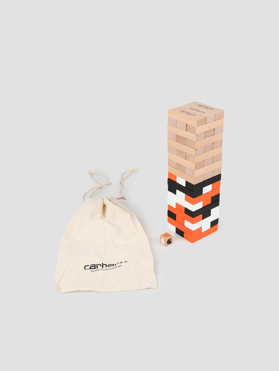 Carhartt WIP Stacking Blocks Game Multicolor I027450