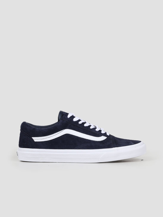Vans Old Skool Suede Parisian Night True White VN0A4BV5TPS1