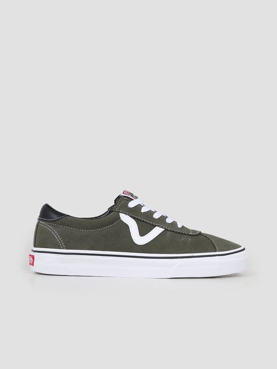 Vans Vans Sport Grape Leaf True White VN0A4BU60FI1