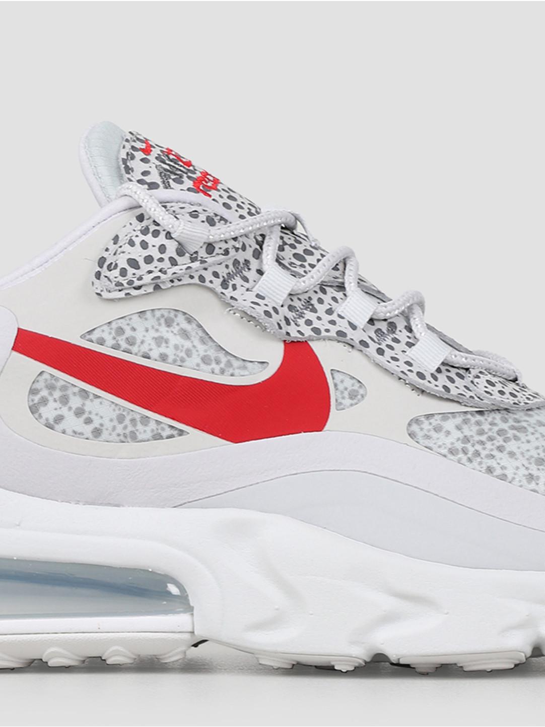 Nike Air Max 270 React (White Grey)