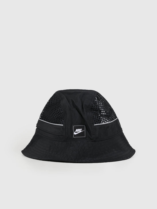 Nike Nsw Bucket Cap Mesh Black BV3363-010