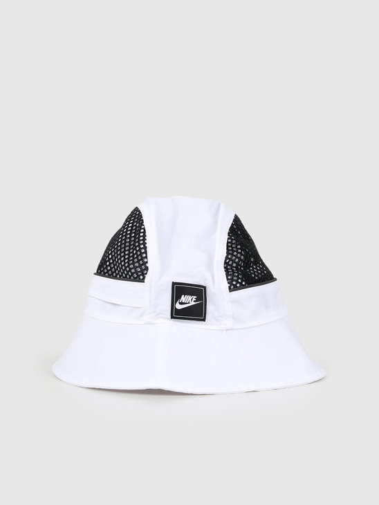 Nike Nsw Bucket Cap Mesh White BV3363-100