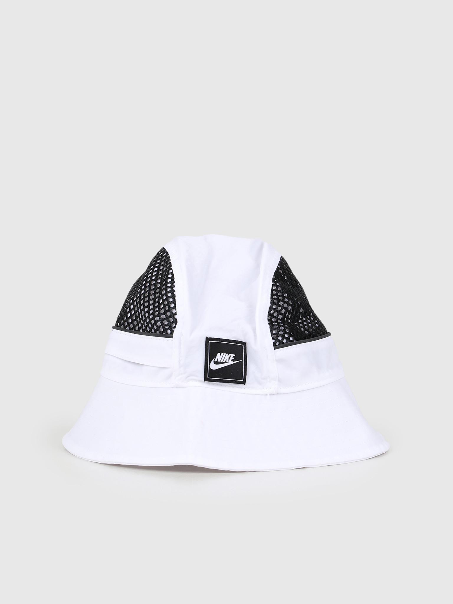 Nike Nike Nsw Bucket Cap Mesh White BV3363-100