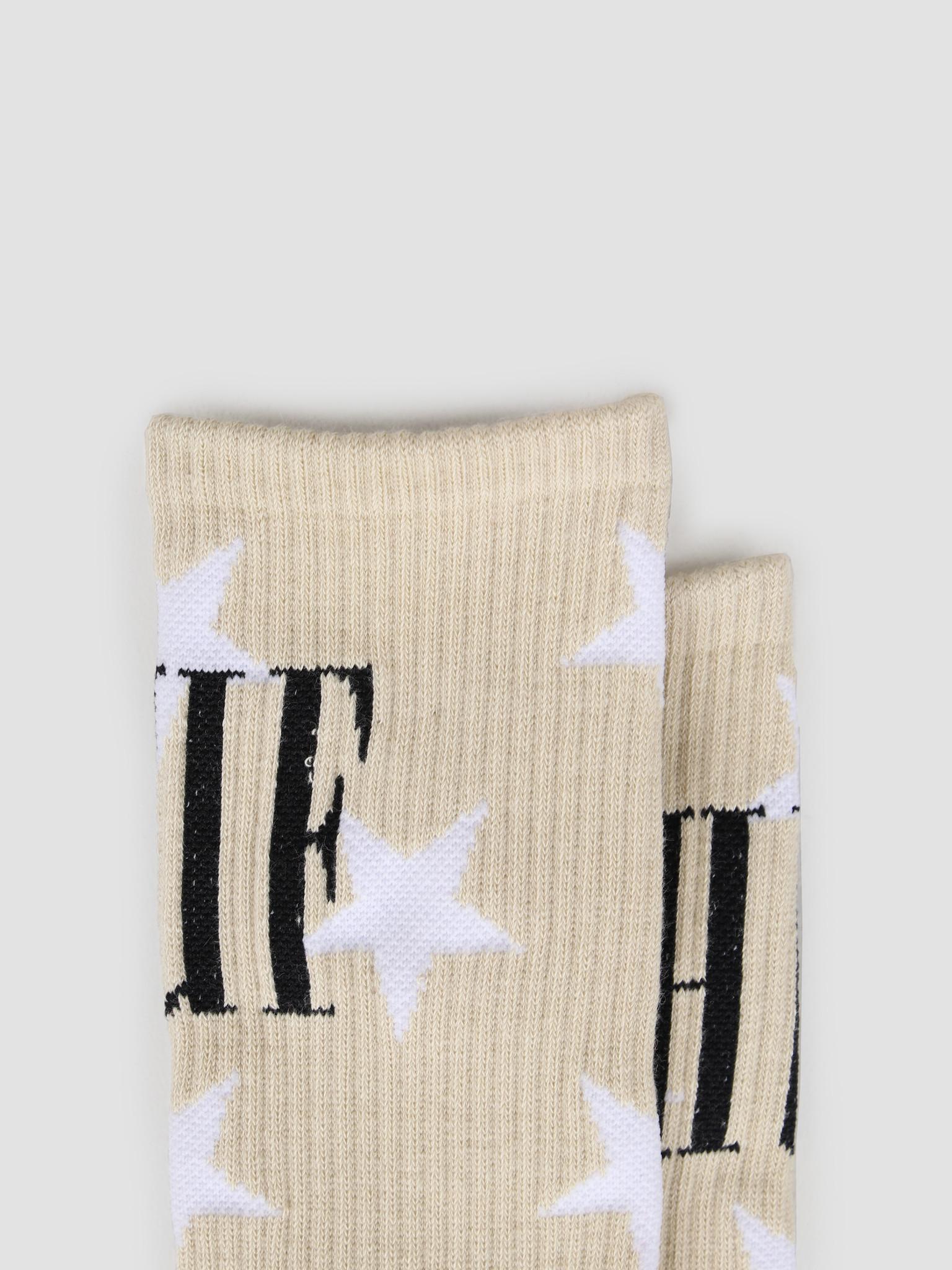 HUF HUF Ziggy Sock Light Grey SK00374-LTGRA