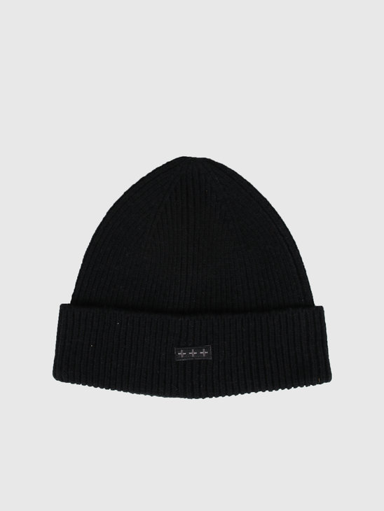 Quality Blanks QB12 Beanie Black