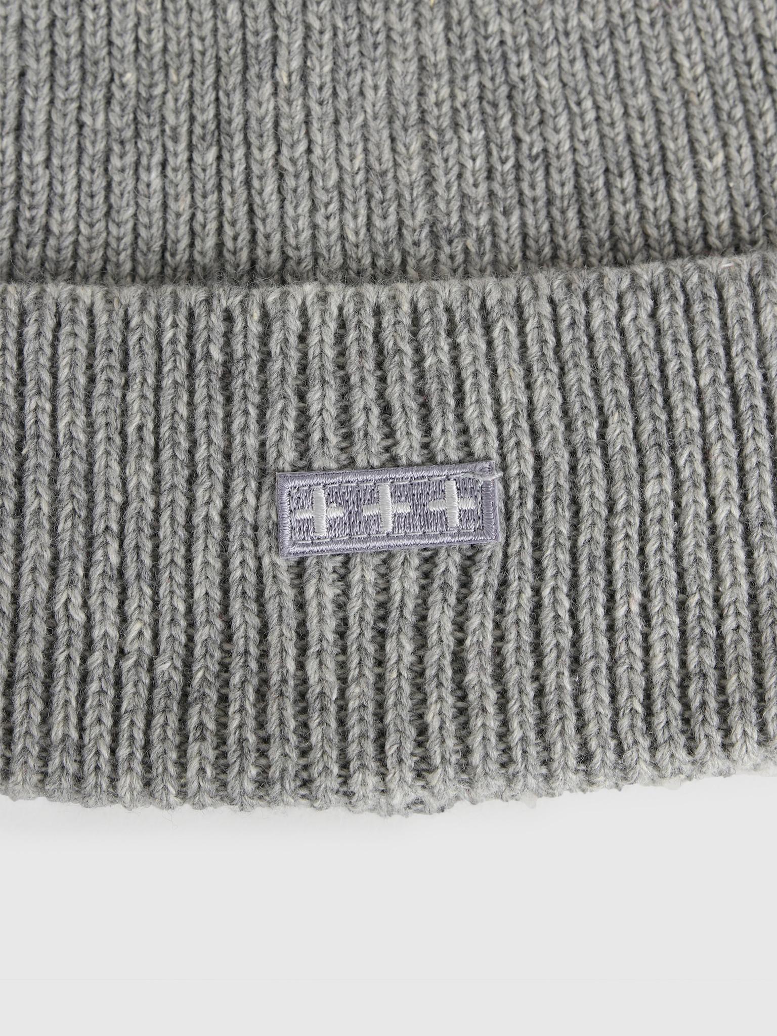 Quality Blanks Quality Blanks QB12 Beanie Grey