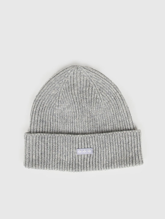 Quality Blanks QB12 Beanie Grey