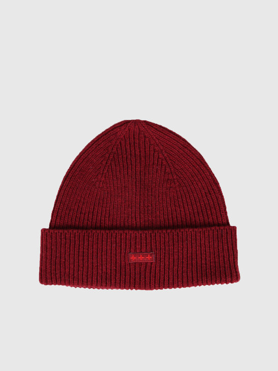 Quality Blanks QB12 Beanie Burgundy