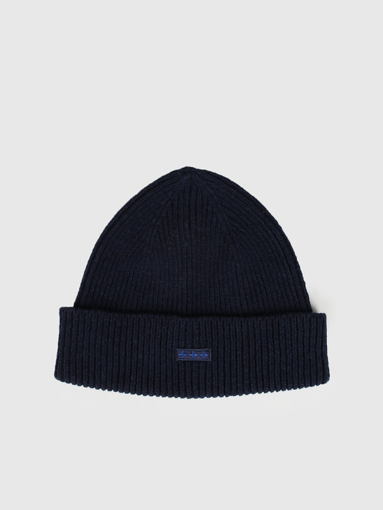 Quality Blanks QB12 Beanie Navy