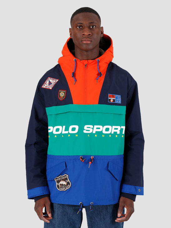 Polo Ralph Lauren Anorak Down Fill Jacket Multi 710760802001