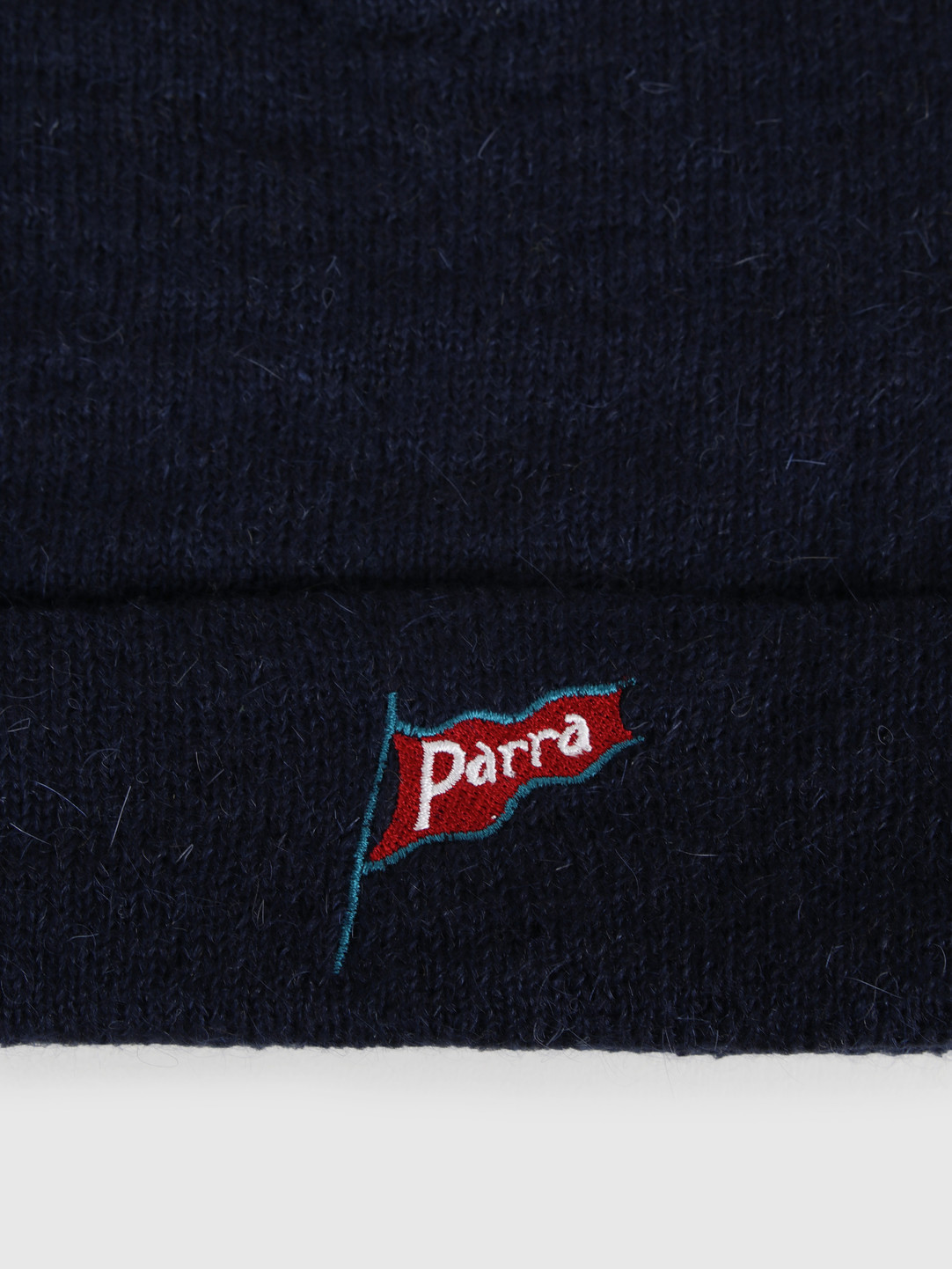 By Parra By Parra FlappingFlagBeanie NavyBlue 43030