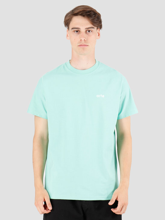 Arte Antwerp Tyler T-Shirt Mint Green AW19-048