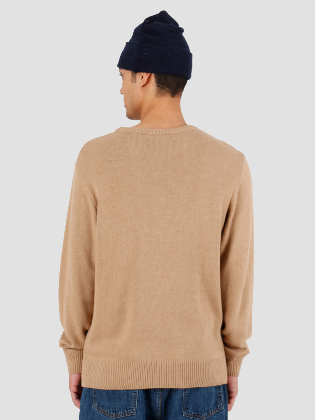 By Parra By Parra Clues Knitted Pullover Camel 43120