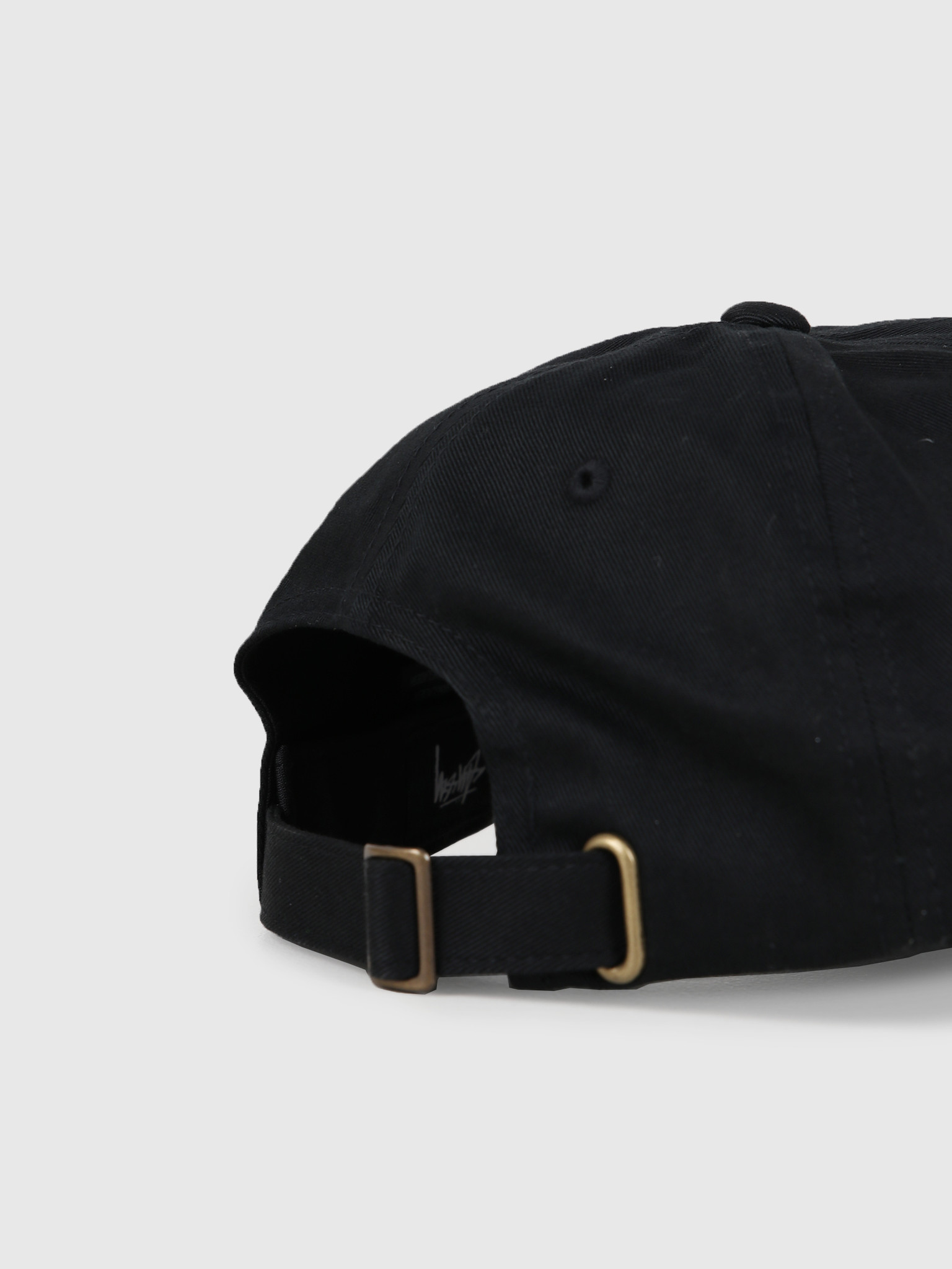 Stussy Stussy Ho19 Stock Low Pro Cap Black 131916