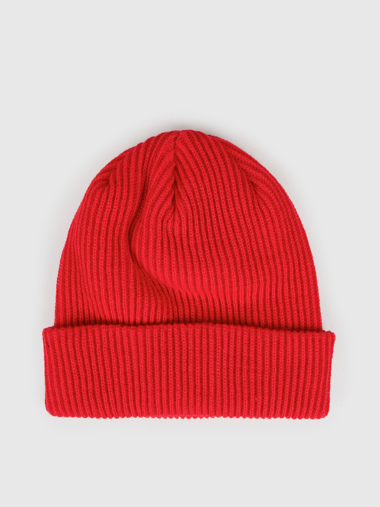 Stussy Stussy Small Patch Watch Cap Beanie Red 132957