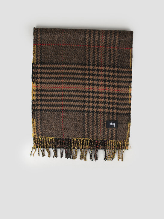 Stussy Ho19 Double Faced Wool Scarf Multi 138672