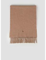 Polo Ralph Lauren Polo Ralph Lauren Sign It Wool Oblong Scarf Brown 449727530004