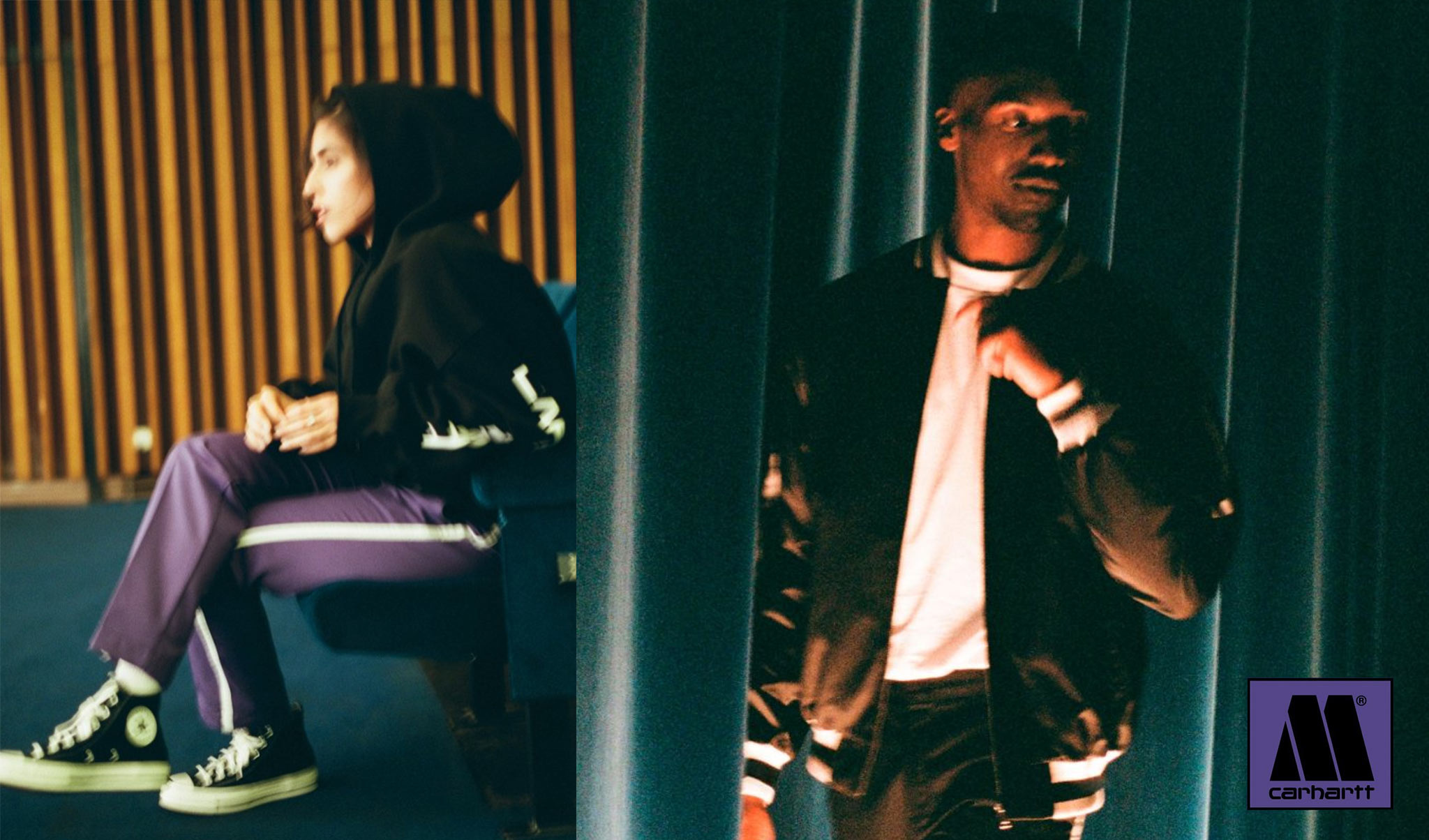 Carhartt WIP x Motown capsule collection
