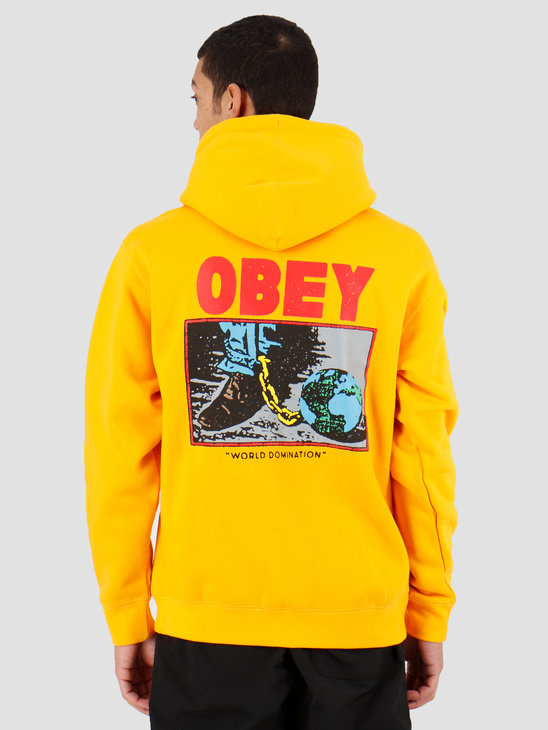 Obey Obey World Domination Gold 112842137Gld