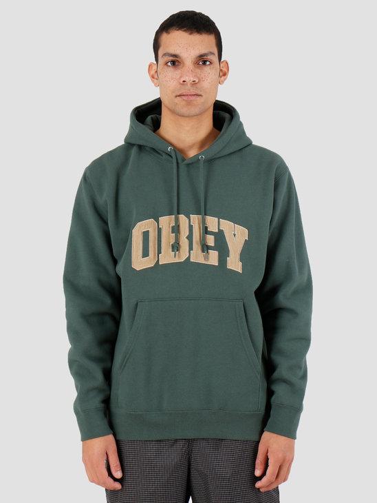 Obey Obey Uni Hood Alpine 112470077Alp