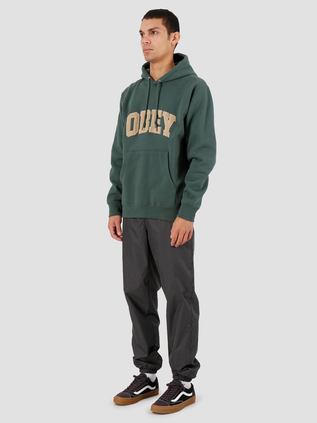 Obey Obey Obey Uni Hood Alpine 112470077Alp