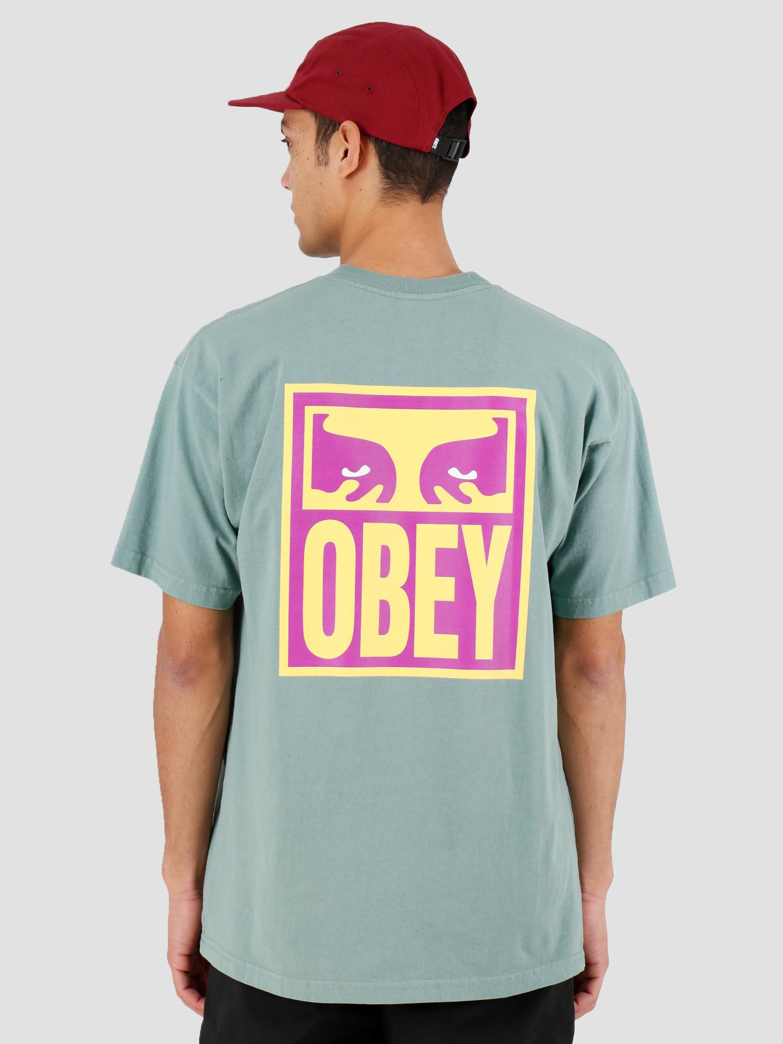 Obey Obey Eyes Icon OBEY Atlantic green 166912155ATL