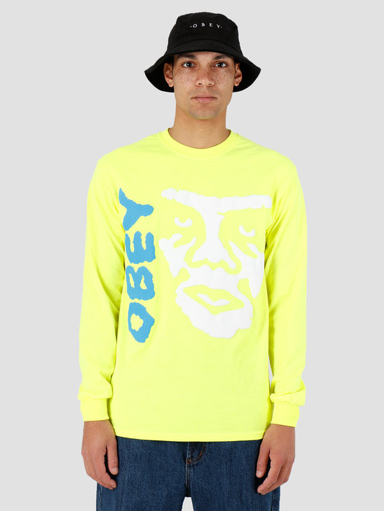 Obey The Creeper 2 Safety green 164902141SFG