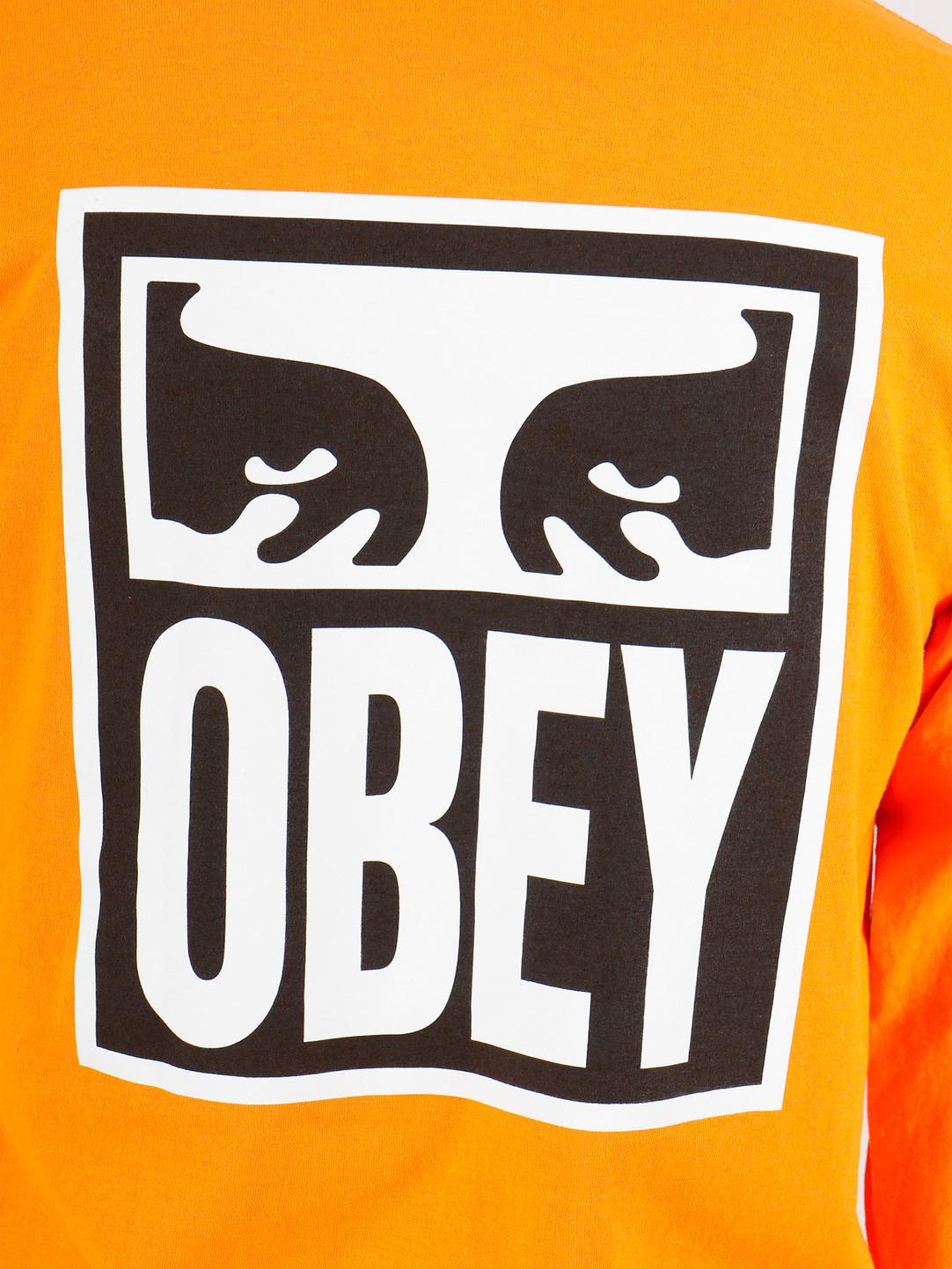 Obey Obey OBEY Eyes Icon 2 Saftey orange 164902142SOR