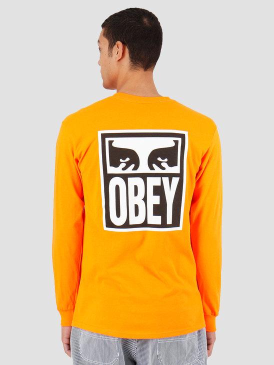 Obey OBEY Eyes Icon 2 Saftey orange 164902142SOR
