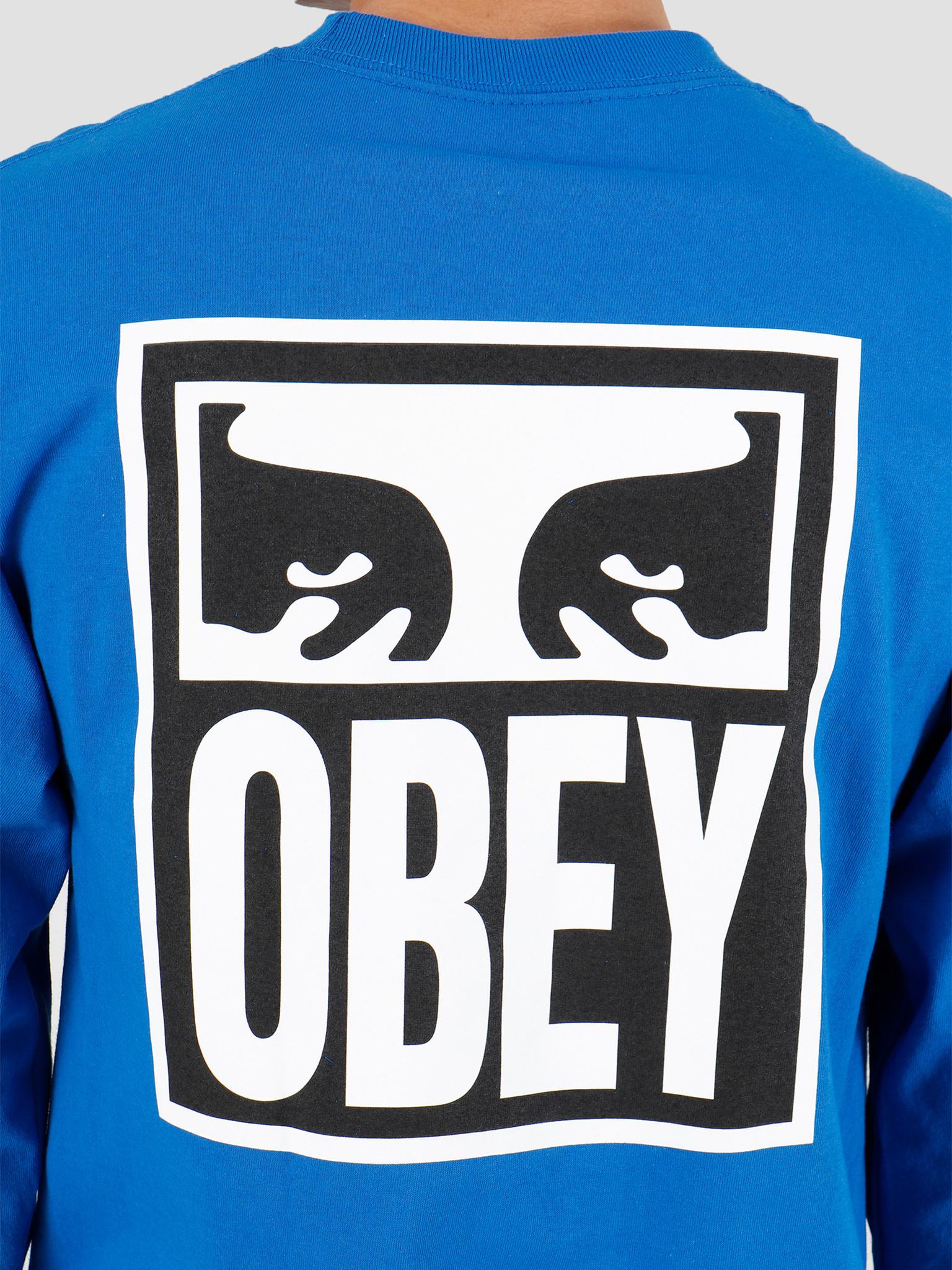 Obey Obey OBEY Eyes Icon 2 Royal blue 164902142RYL