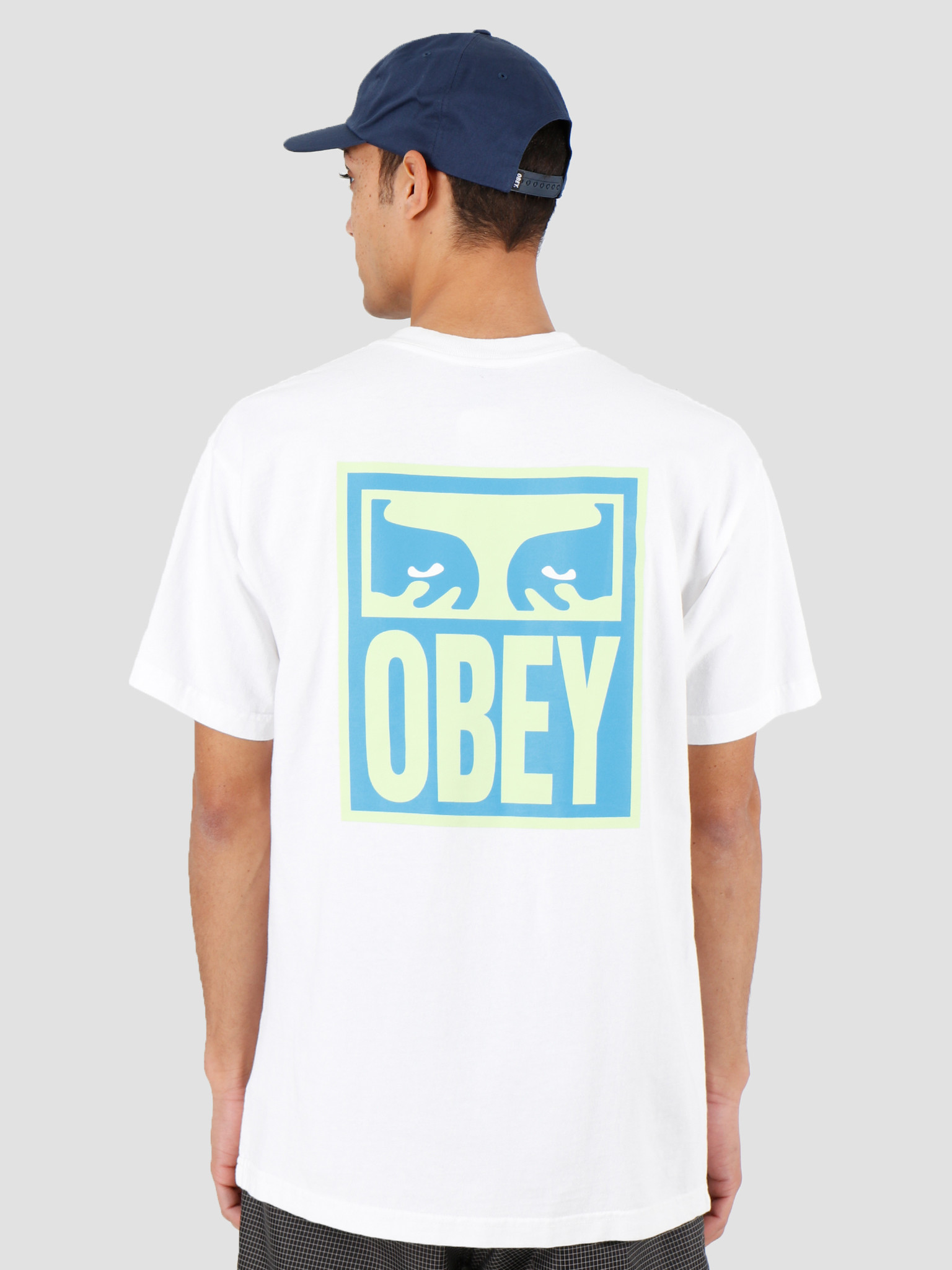 Obey Obey Eyes Icon OBEY White 166912155WHT