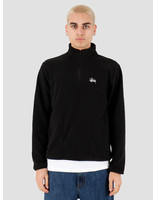 Stussy Stussy Basic Polar Fleece Mock Black 118347