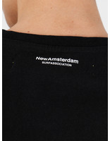 New Amsterdam Surf association New Amsterdam Surf association Girl tee Black 2018024