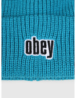 Obey Obey Jungle Beanie Pure Teal 100030139Ptl
