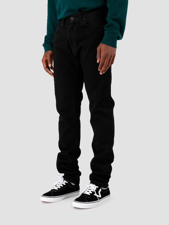 Carhartt WIP Vicious Pant Black Rinsed I027230-8902