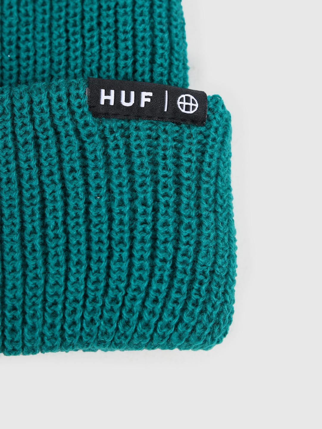 HUF HUF Usual Beanie Quetzal Green Bn00060Qugrn