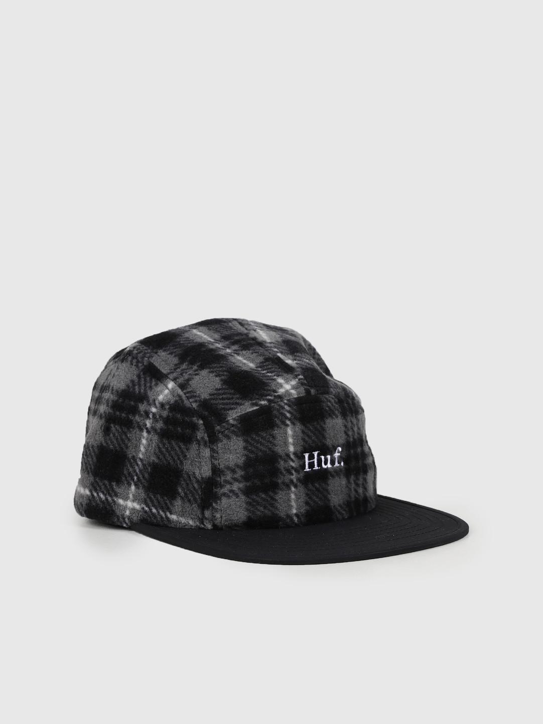 HUF HUF Boroughs Volley Hat Black Ht00409Black