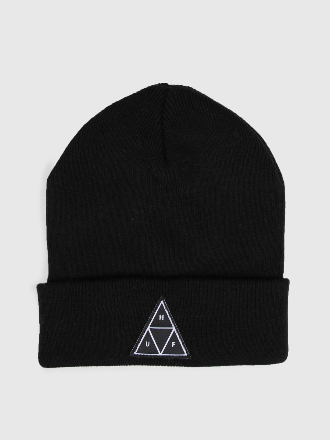 HUF HUF Triple Triangle Beanie Black Bn00089Black