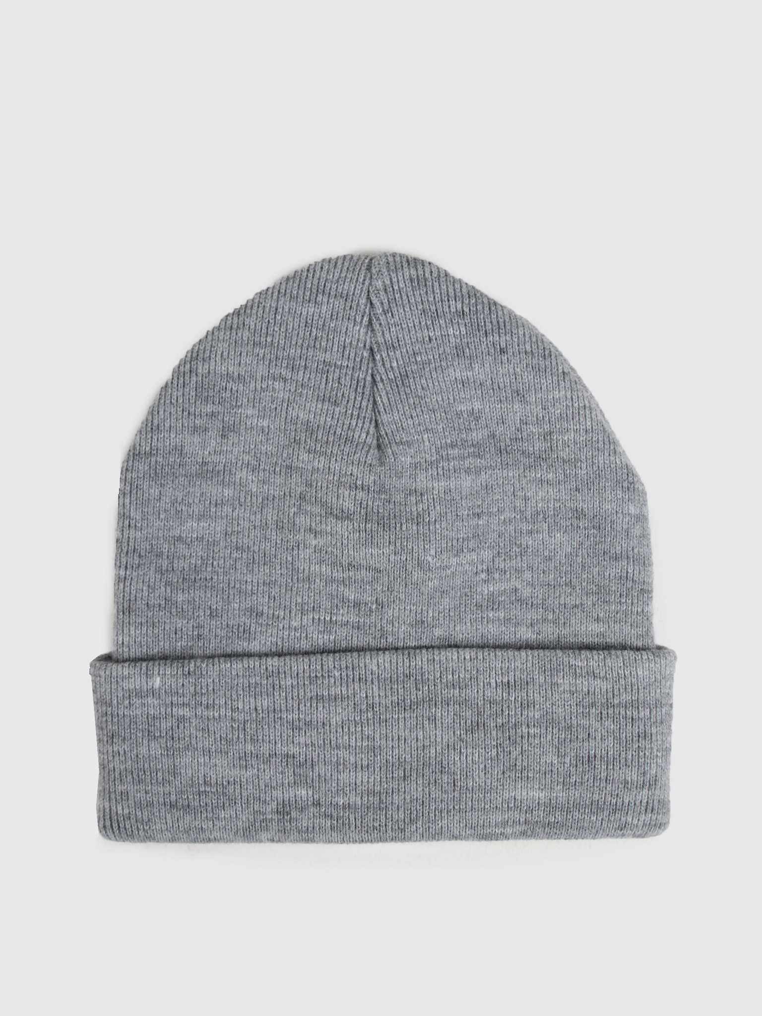 HUF HUF Triple Triangle Beanie Grey Heather Bn00089Gyhtr
