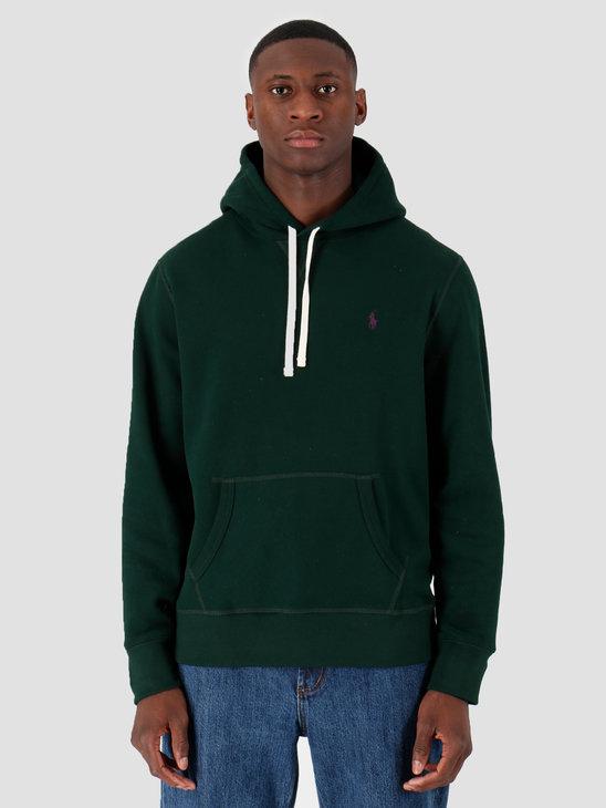 Polo Ralph Lauren Lspohood M2 Longsleeve Knit Green 710766778012