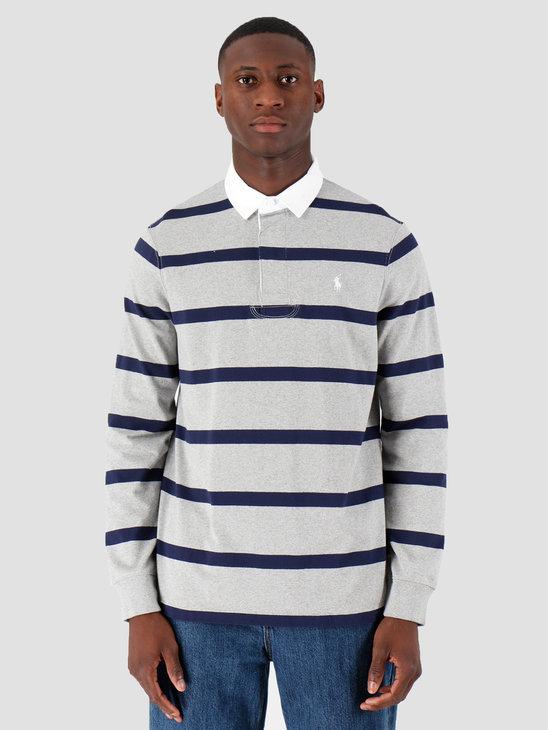 Polo Ralph Lauren Lsrgbycmslm3 Longsleeve Knit Grey 710784004002