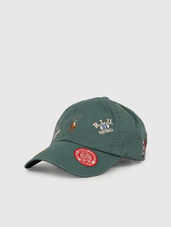Polo Ralph Lauren Cls Sprt Cap Hat Green 710780283002