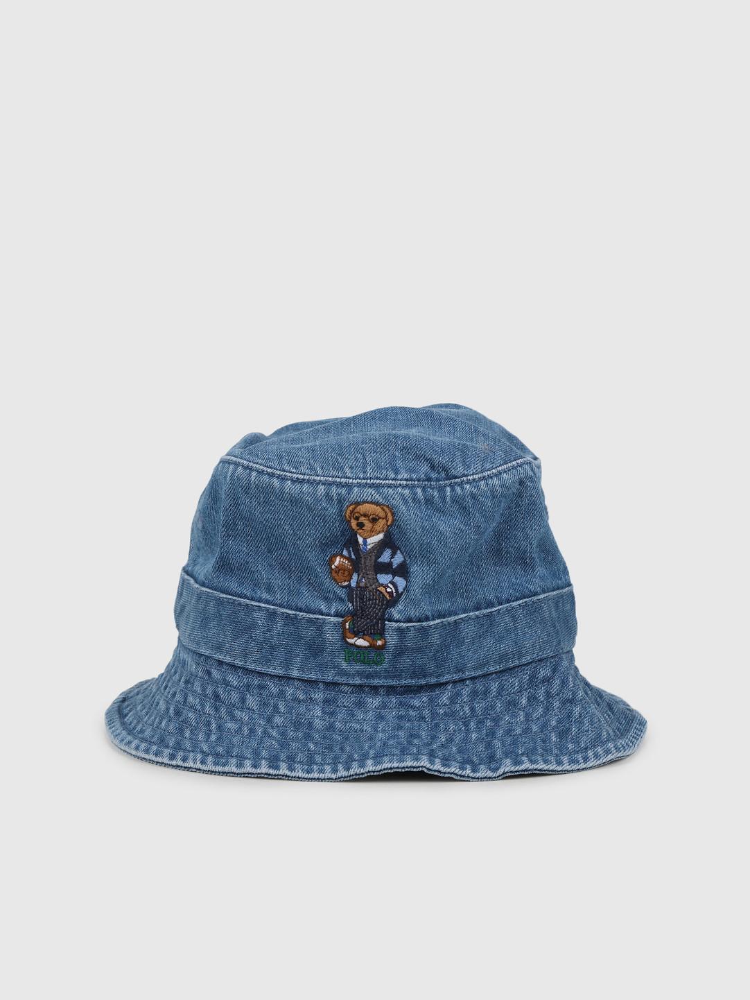 Polo Ralph Lauren Polo Ralph Lauren Loft Bucket Hat Blue 710780291001