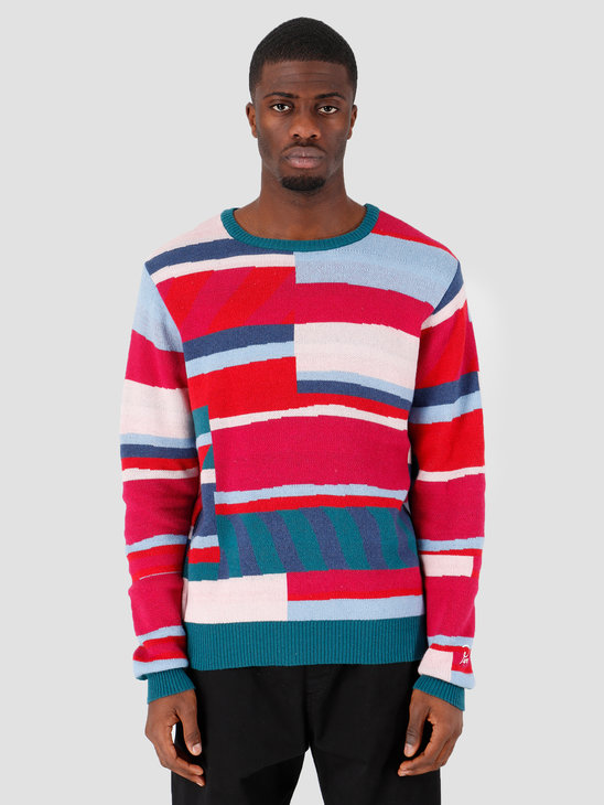 By Parra Premium Stripes Knitted Pullover Multicolor 42990