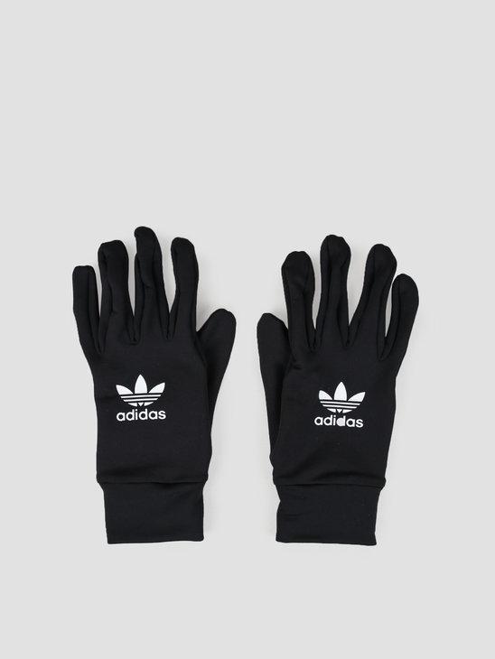adidas Techy Gloves Black White ED8684